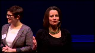 Improvisation exercises (part 3): Vicky Saye Henderson at TEDxColumbiaSC