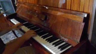 """Музыка из передачи """"В мире животных"""" (Alouette) на пианино"""