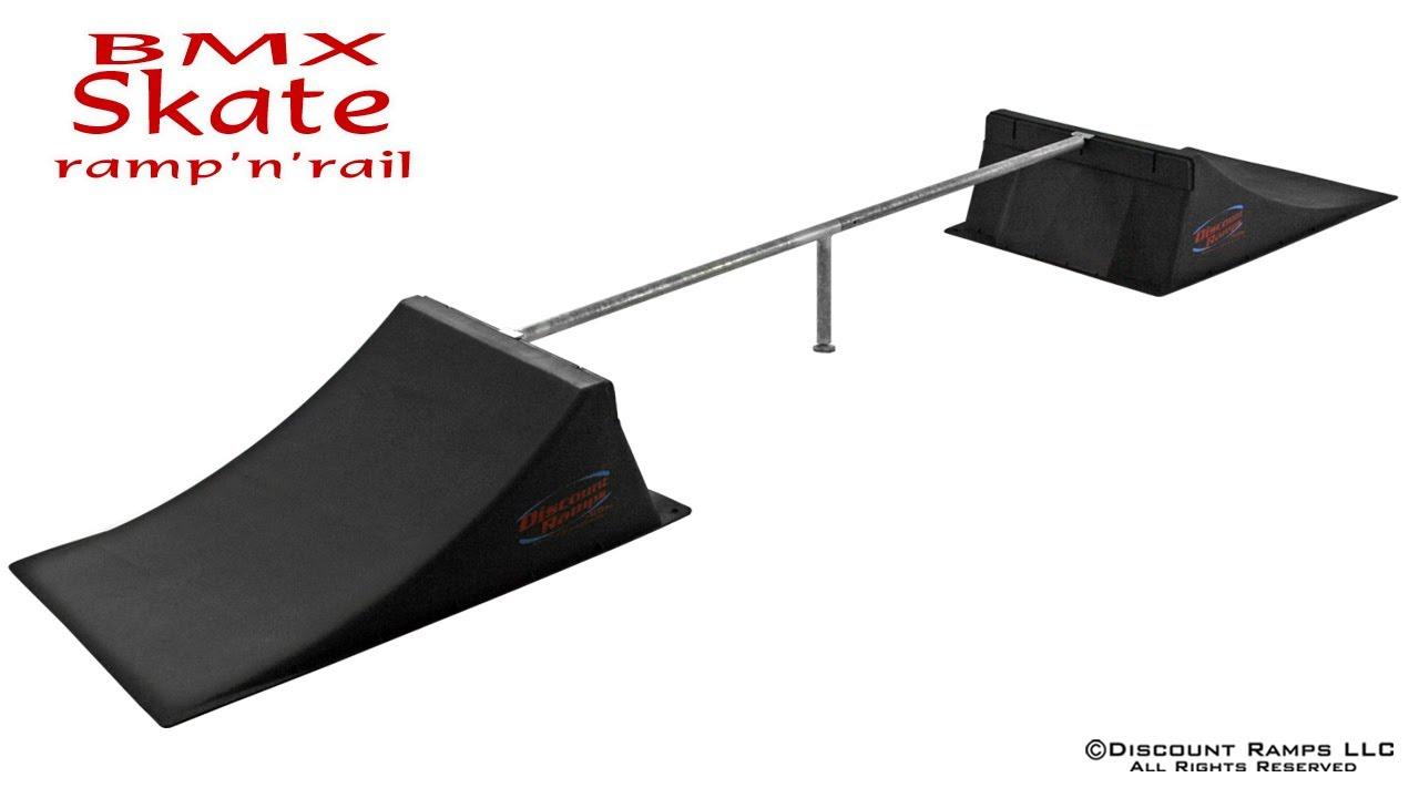sk 906 ramp 39 n 39 rail youtube. Black Bedroom Furniture Sets. Home Design Ideas