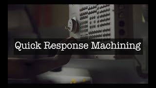 Our Quick Response Manufacturing Department I Accumatics - Engineering Plastics