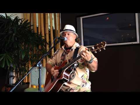 """Chino Montero performs """"Kawena"""""""