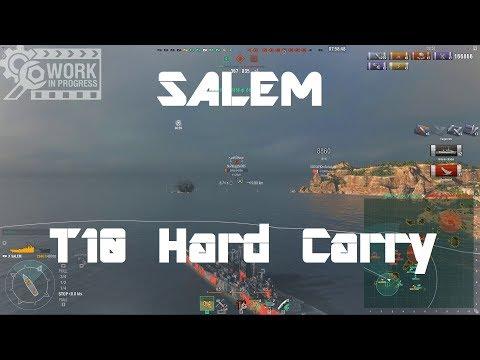 USS Salem [WiP] - It's A Monster. It's Also A DM
