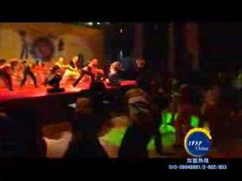 Zumba in China