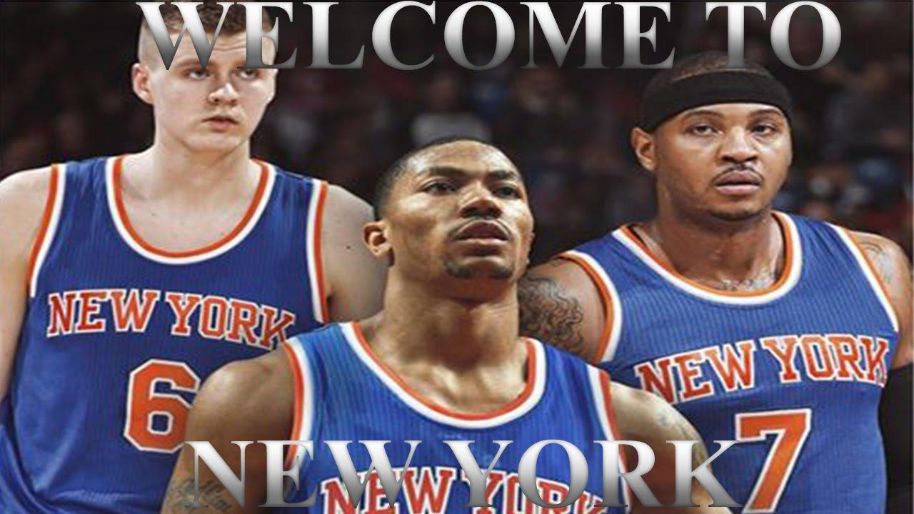 61b15ed6ab2c Derrick Rose Traded to Knicks