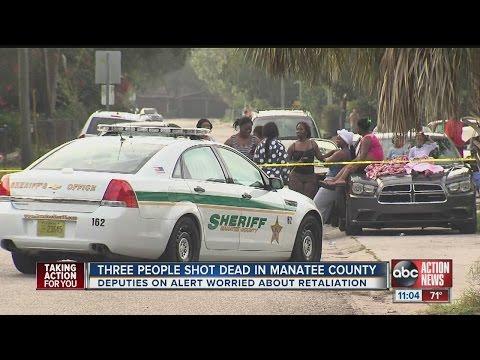 1 Dead, 1 Injured In Bradenton Shooting
