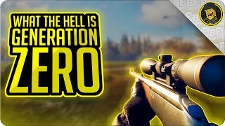 What the Hell is Generation Zero?