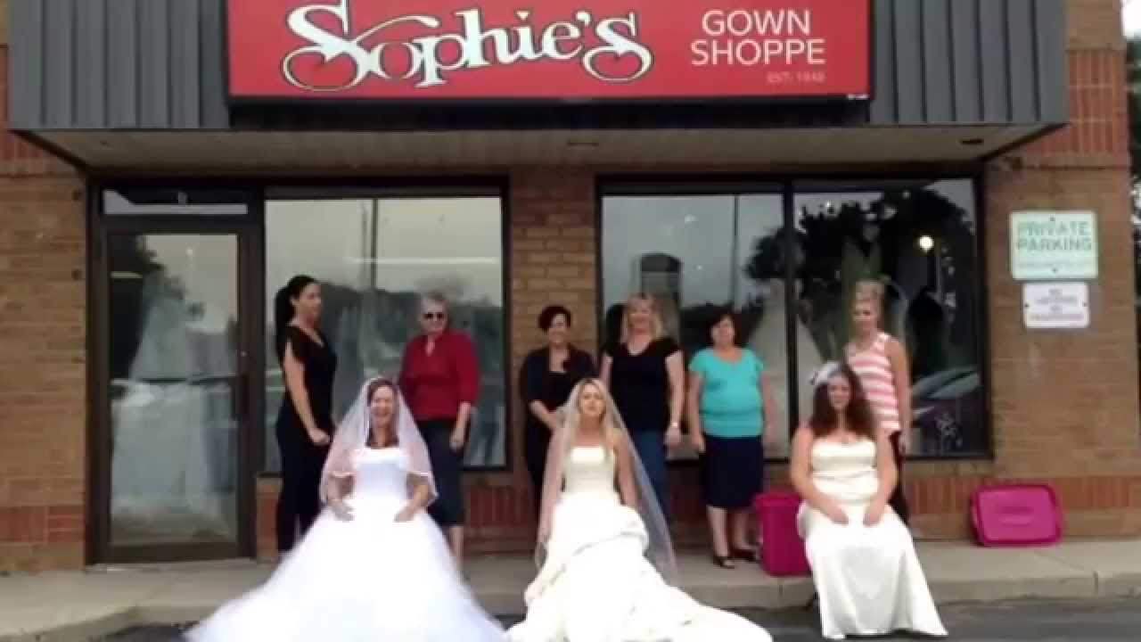 Sophie S Gown Shoppe Kitchener On