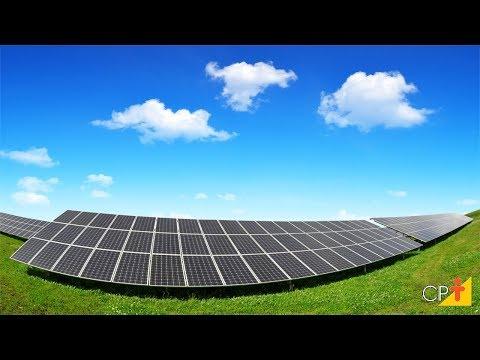 Clique e veja o vídeo Curso Energia Solar para o Meio Rural - Instalação do Painel - Cursos CPT