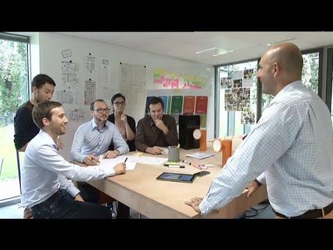 """Neovia inaugure """"We'nov"""",  centre mondial de l'innovation."""