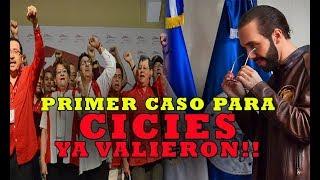 FMLN MUEVEN ALCALDES PARA DESESTABILIZAR el gobierno 700 MILLONES