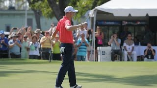Justin Thomas eagle for 59 leads Shots of the Week