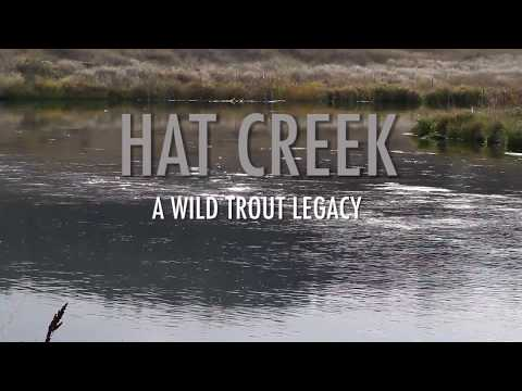 Hat Creek - A Wild Trout Legacy