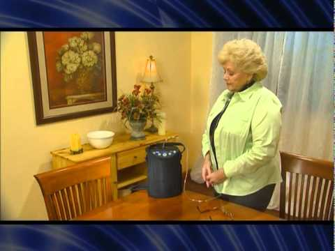 Invacare XPO2 Portable Oxygen Concentrator - Instructional Video