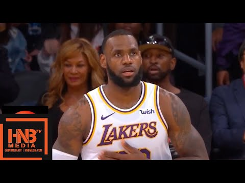 Los Angeles Lakers vs Phoenix Suns 1st Qtr Highlights | 12.02.2018, NBA Season