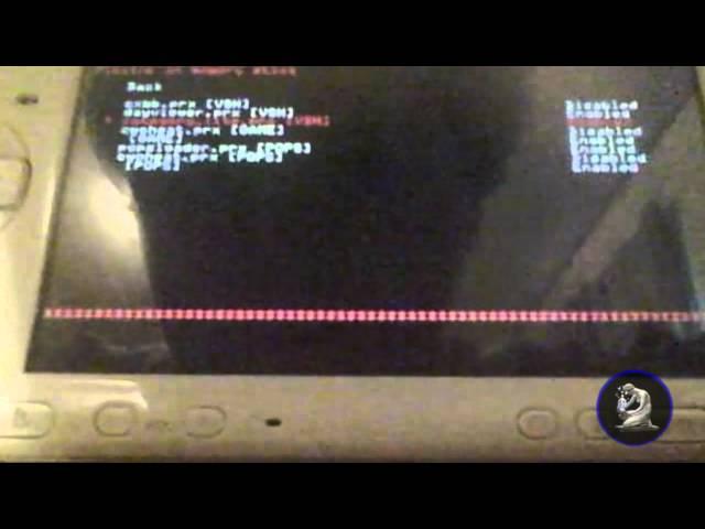 cwcheat video, cwcheat clip