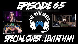 Podcast Episode 65: Special Guest: Leviathan