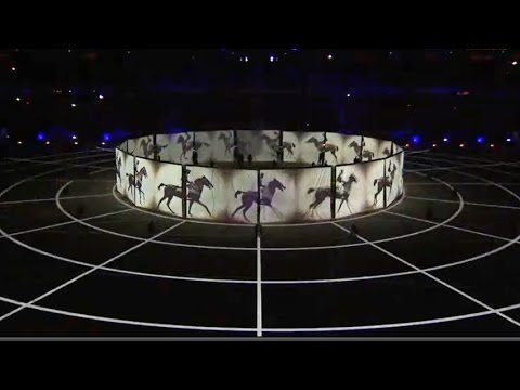 Opening Ceremony of the 2014 World Equestrian Games - Universal Sports