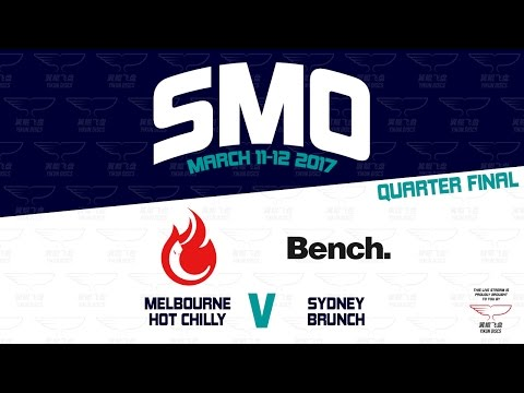 SMO 2017 - Melbourne Hot Chilly vs Sydney Brunch (Mens Quarter Final)