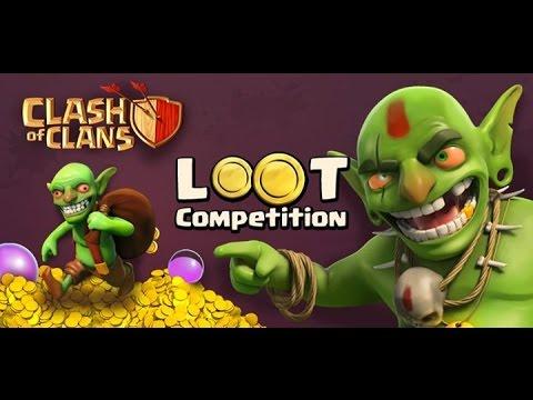 Mach mit bei unserem Beute-Wettbewerb! | Clash of Clans Wiki