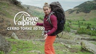 Lowe Alpine - Cerro Torre 80: 100