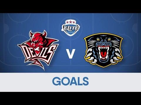 Goals: Cardiff Devils vs. Nottingham Panthers
