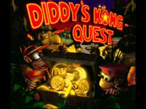 Donkey Kong Country 2 - Mining Melancholy