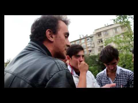 Eksen Pro. Sohbbet Günü - Kaptan , Stallker , Sansür Kışla vs The West Coaster (Freestyle)