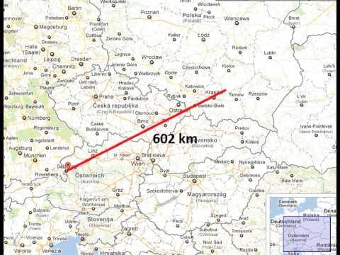94.8 MHz - Ö2 - Radio Salzburg - Salzburg/Gaisberg