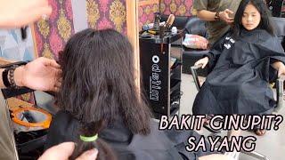 Download lagu VLOG 028 BAKIT SHORT HAIR NA SI TYRONIA?