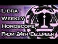 Libra Horoscope - Libra Weekly Horoscope From 24th December 2018 In Hindi