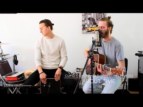 Cupid's Chokehold - Gym Class Heroes - About Time Acoustic Cover