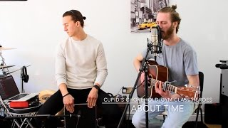 cupids chokehold   gym class heroes   about time acoustic cover