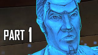 Tales From The Borderlands Walkthrough Part 1 - Episode 2 Atlas Mugged (PS4 Gameplay Commentary)
