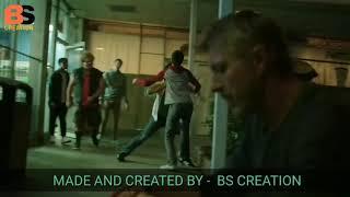 Miguel becomes a Beast - Cobra Kai #Satisfya fight scenes ( WhatsApp status video)