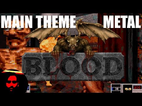 Infuscomus [BLOOD MAIN THEME METAL COVER]