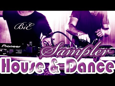 House / Dance Instrumental Beats Sampler