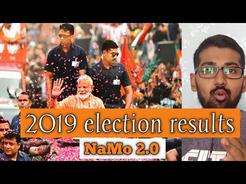 2019 Lok sabha election results | Explained in Tamil | Siddhu Mohan