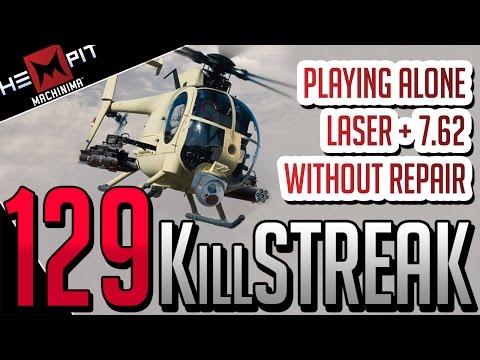 BF4 129 Killstreak (129-0) MASSACRE! #BRnoTopoBF