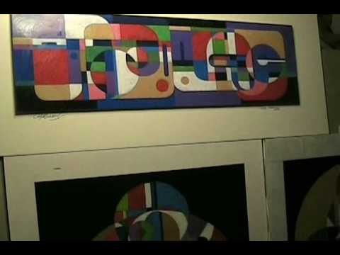 Cal Massey Visual Artist, African American - October Gallery