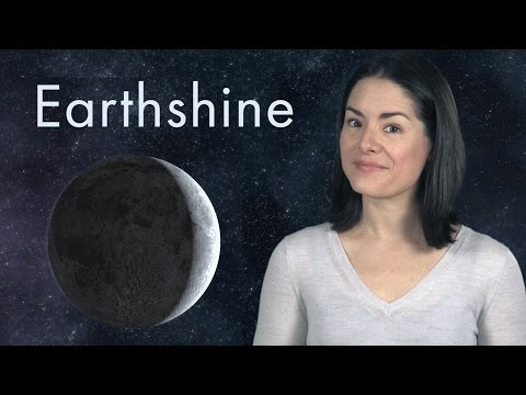 What is Earthshine?  (Astronomy)