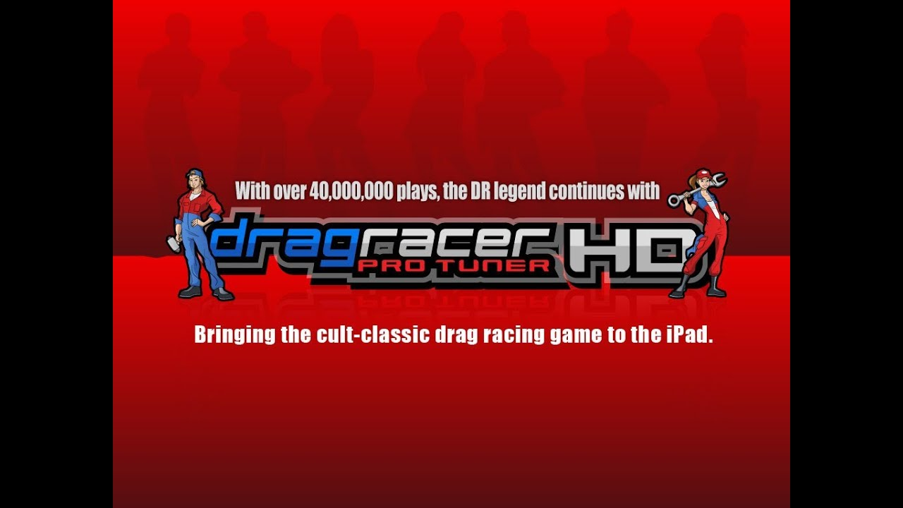 Drag racer pro tuner iphone game