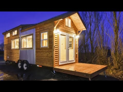 Canada-Based Mint Tiny House Company Improves on Their Napa Edition Model