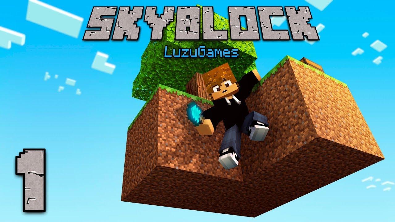Download SOBREVIVE EN LA ISLA! E1 SkyBlock 2