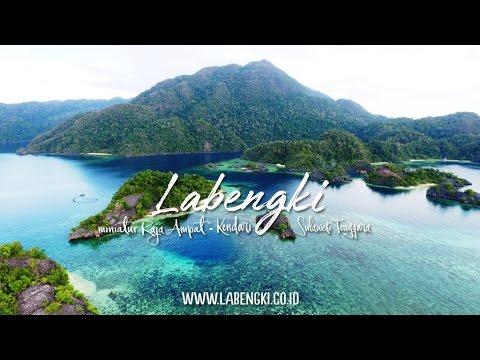 Pulau Labengki Island Tour Wisata Kendari Sulawesi Tenggara PT Labengki Nirwana Resort