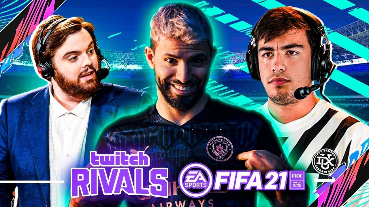 MÁS RISAS QUE GOLES 😂 ! Torneo Fifa21 con Ibai y Gravesen