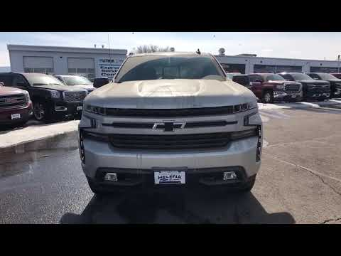 2019 Chevrolet Silverado 1500 Great Falls Bozeman Billings Butte Helena Mt Montana Kz266281
