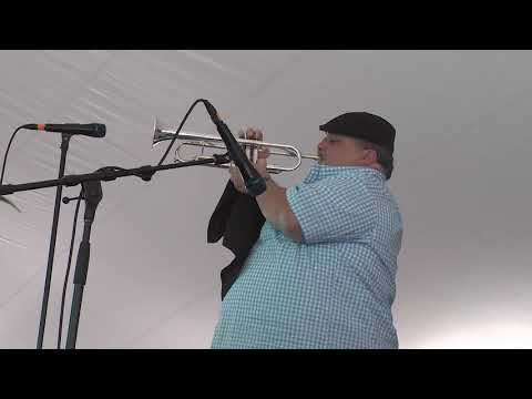 "Planet D Nonet, ""Satin Doll"", LIVE@ Summer Solstice Jazz Festival 2017"
