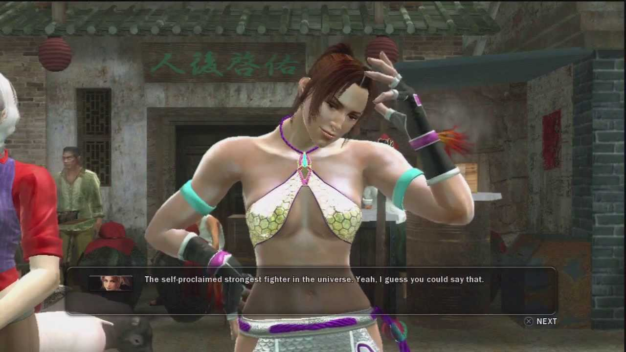 Image result for Tekken Christie