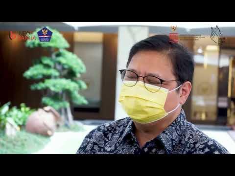Himbauan Menko Bidang Perekonomian Indonesia