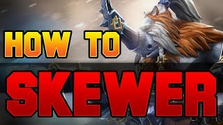 Dota 2 How to Skewer